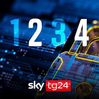 1234 - La sicurezza informatica su Sky Tg24