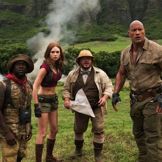 Episode 7: Jumanji: Welcome to the Jungle 6/10 Smooches