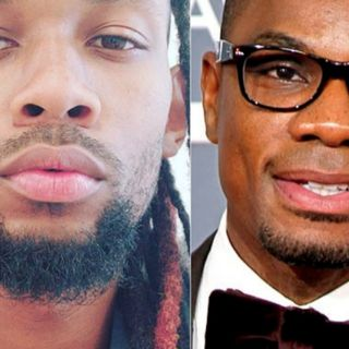 My View On Kirk Franklin Cussing His Son Out