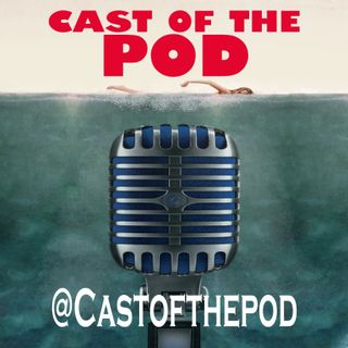 Cast of the Pod S01 EP03 JAWS