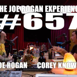 #657 - Corey Knowlton