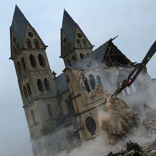 La Bibbia alterata, i sacramenti bloccati, i cristiani espulsi dalle chiese
