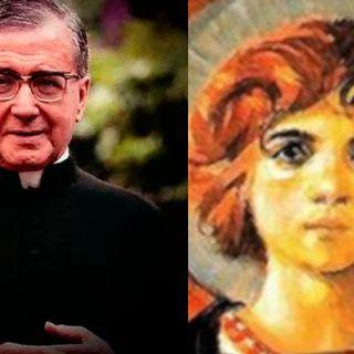 San Josemaría Escriva, presbítero y fundador del Opus Dei y San Pelayo, mártir