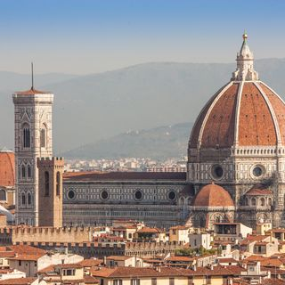 Divisioni e ricchezza di Firenze