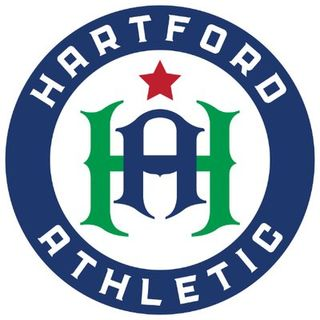 Nicky Downs and Ryan Williams of Hartford Athletic
