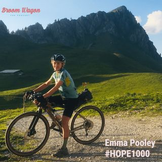 Emma Pooley #HOPE1000