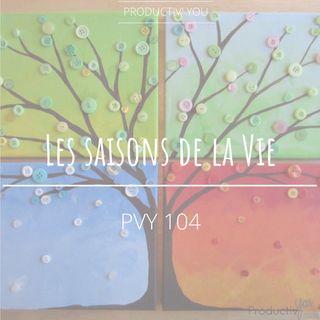 Les saisons de la vie PVY104