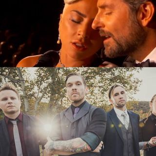 Lady Gaga Owes Shinedown Money