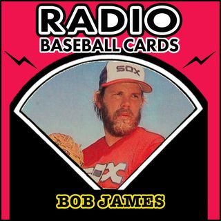 Pitcher Bob James on being a Baseball Card Collector