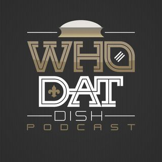 The Who Dat Dish Podcast - Episode 26B - Jets @ Saints Preview with Joe Leo