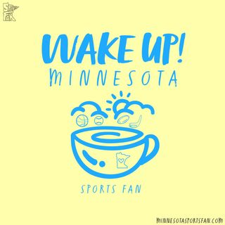 Wake Up! W/ Eric Strack on his Miami Trip, Spring Training, Gopher Hoops and Brady's Celebration