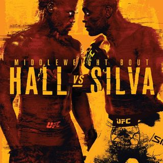 Preview Of UFCVegas12 Headlined By Anderson Silva - Uriah Hall In Middleweight Fight Live On ESPN+ From The Apex In Las Vegas
