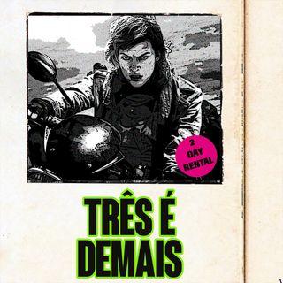 Resident Evil:  A Extinção (com Marx Walker)