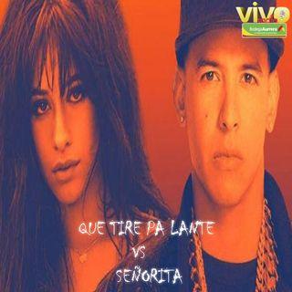 Que Tire Pa Lante vs Señorita Electro (remix)