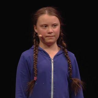 1151 Lettura di Greta Thunberg: Prima agire, poi sperare