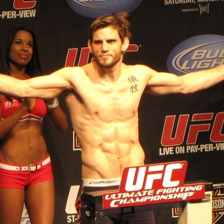 Ground and Pound: MMA Fighter Jon Fitch