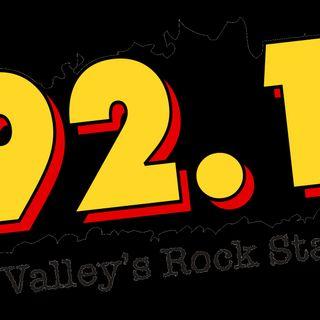 Classic Rock 92.1 (WMEQ-FM)