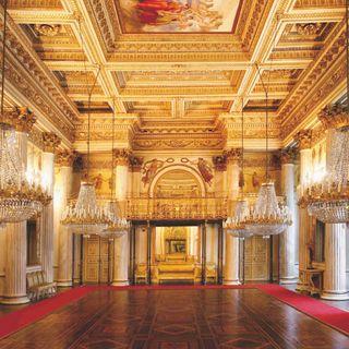 Musei Reali Torino - Mostra dedicata a Pelagio Palagi - intervista a Franco Gualano