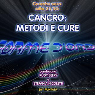 Forme d'Onda - Cancro: Metodi e Cure - Rita Brandi - Terapia Di Bella - 17-05-2018