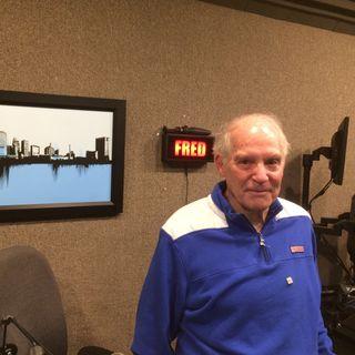 Long Time Listener Tom Falvey Stops By
