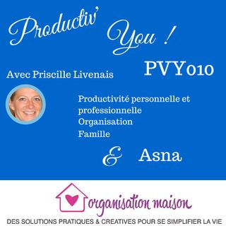 PVY EP010 ASNA - ORGANISATION MAISON
