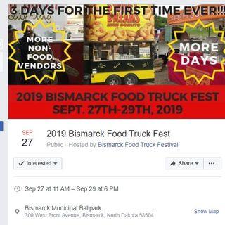 Bismarck Food Truck Fest (Ep 2)