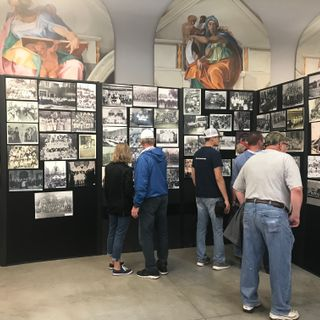 Festa Italiana's photo exhibit honors the city's Italian communities