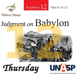 Sabbath School Mar-21 Thursday
