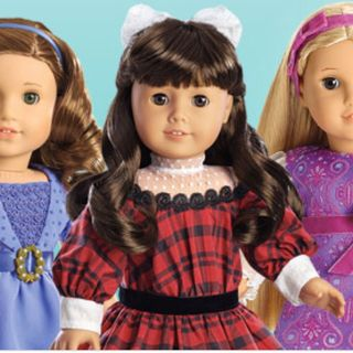 All About American Girl Dolls