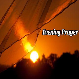 Evening Prayer 092220