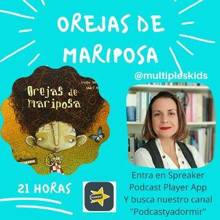 1. Orejas De Mariposa. Ana Blanco