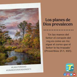 30 de noviembre - Los planes de Dios prevalecen - Una Nueva Versión de Ti 2.0 - Devocional de Jóvenes