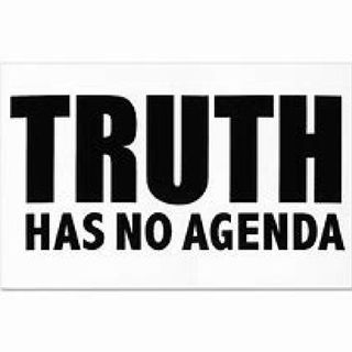Episode 48 - Truth Has No Agenda