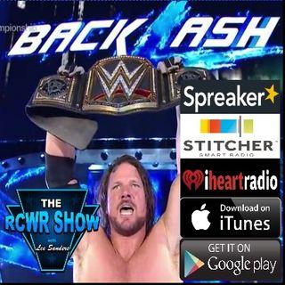 WWE Backlash 2016 Reaction Show 9-11-16
