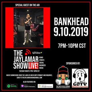 Bankhead LIVE On TheJayLamar Show Live, Talks Battle Rap