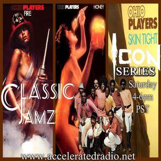 """Classic Jamz *Icon Series """"The Ohio Players""""* 1/2/2021"""