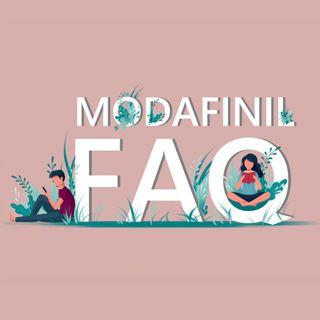 Comprehensive FAQ Guide for Modafinil