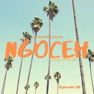 Episode 29 (Cara-cara tinggal di Amerika)