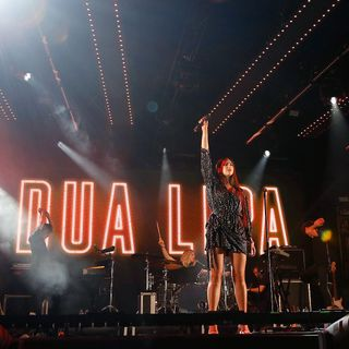 Dua Lipa Live at Radio 1's Big Weekend
