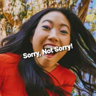Awkwafina Says She's Willing To Have A Conversation About Her Use Of AAVE.👎😒