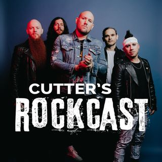 Rockcast 207 - Brandon Saller of Atreyu Saves Us