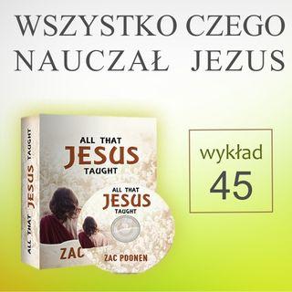 Miłosierdzie czy ofiary legalistów - Zac Poonen
