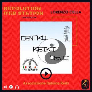 INTERVISTA LORENZO CELLA - VICE PRESIDENTE ASSOCIAZIONE ITALIANA REIKI