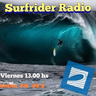 Surfrider Radio Programa 100 del 5to ciclo (30 de Octubre)