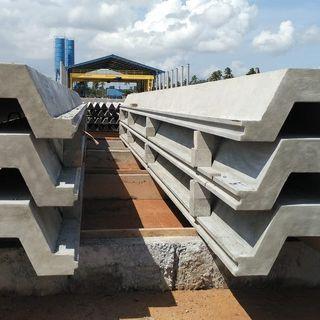 Ukuran & Spesifikasi Sheet Pile Beton Pracetak ☎ 0852 1900 8787 (MegaconConcrete.com)