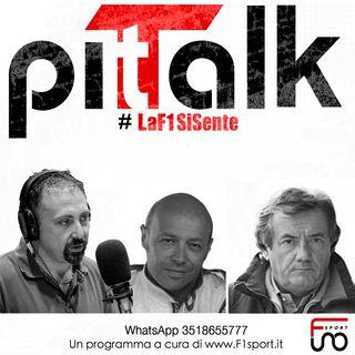 Pit Talk - F1 - Effetto suolo e processo a Vettel