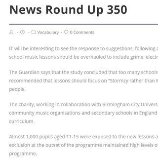 LEN - News Round Up 350