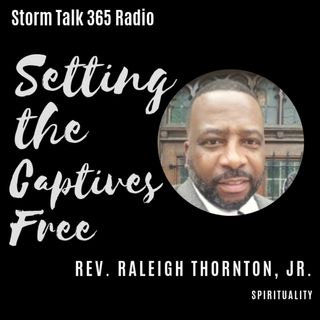 "Setting The Captives Free -"" Time To Getcha Mind Right"""