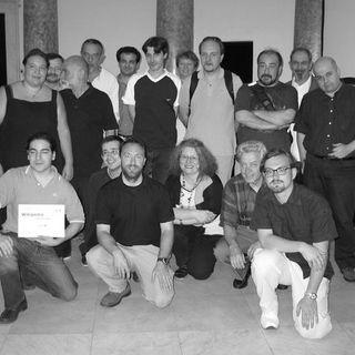 Gregorio Bisso - Ettorre, Il primo raduno nazionale di Wikipedia a Genova nel 2004
