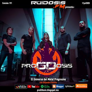 proGDosis 191 - 11jul2020 - Time's Forgotten